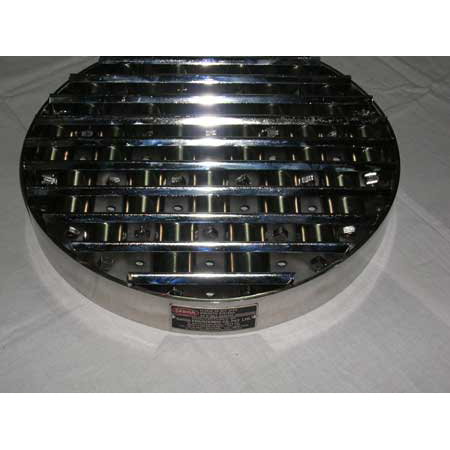 Sarga Magnetic Grill - Pole Plate Type